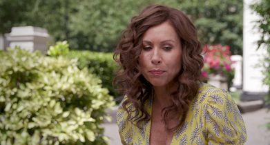 "05. Minnie Driver, ""Maya DiMeo"" On working with John Cleese"