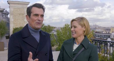"08. Julie Bowen, ""Claire Dunphy"", Ty Burrell, ""Phil Dunphy"", On Valentine's Day"