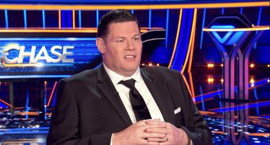 """07.Mark Labbett """"The Beast"""", Chaser, On working with the other Chasers"""