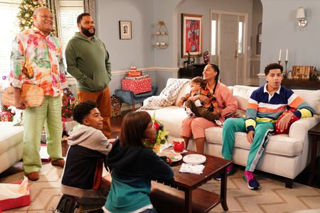 LAURENCE FISHBURNE, ANTHONY ANDERSON, MILES BROWN, AUGUST AND BERLIN GROSS, TRACEE ELLIS ROSS, MARCUS SCRIBNER