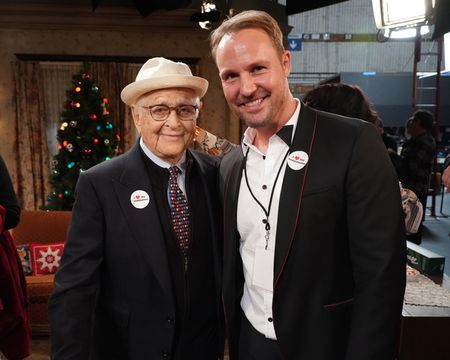 NORMAN LEAR, BRENT MILLER (EXECUTIVE PRODUCER)