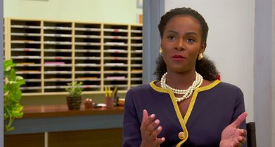 "06. Tika Sumpter, ""Alicia Johnson"", On the premise of the show"