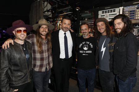 LUKAS NELSON & PROMISE OF THE REAL, JIMMY KIMMEL