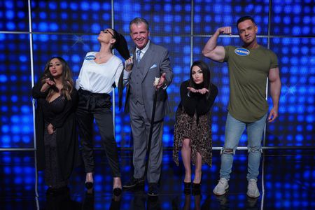 "NICOLE ELIZABETH ""SNOOKI"" LAVALLE, JENNIFER LYNN ""JWOWW"" FARLEY, ANTONIO ""UNCLE NINO"" GIAIMO, DEENA NICOLE CORTESE, MICHAEL ""THE SITUATION"" SORRENTINO"