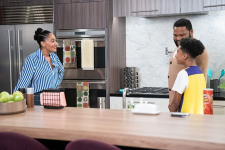 TRACEE ELLIS ROSS, ANTHONY ANDERSON, MILES BROWN
