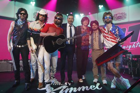 HOT COUNTRY KNIGHTS, JIMMY KIMMEL