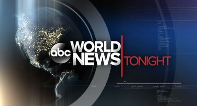 World News Tonight Saturday and Sunday