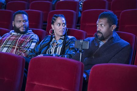 ANTHONY ANDERSON, TRACEE ELLIS ROSS, DEON COLE