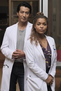 WILL YUN LEE, ANTONIA THOMAS