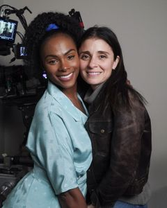 TIKA SUMPTER, SHIRI APPLEBY (DIRECTOR)