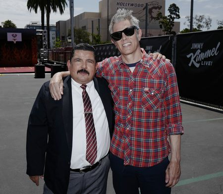 GUILLERMO RODRIGUEZ, JOHNNY KNOXVILLE