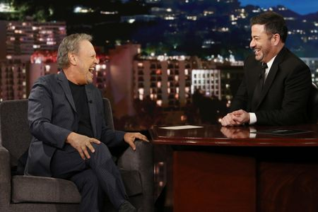 BILLY CRYSTAL, JIMMY KIMMEL