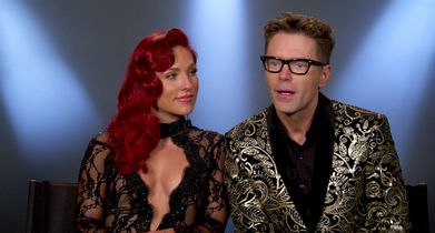 07 Bobby Bones, Sharna Burgess, On why he joined the show