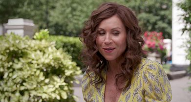"02. Minnie Driver, ""Maya DiMeo"" On Watching the kids grow up on the show"