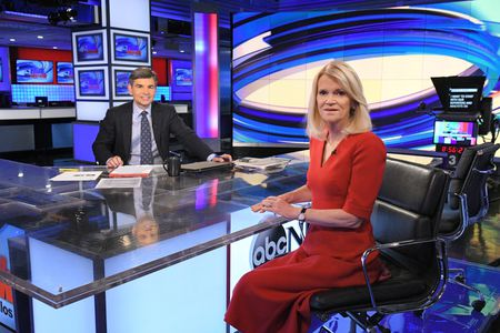 GEORGE STEPHANOPOULOS, MARTHA RADDATZ