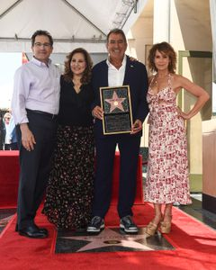 GARY MARSH (PRESIDENT AND CHIEF CREATIVE OFFICER, DISNEY CHANNELS WORLDWIDE), KATHY NAJIMY, KENNY ORTEGA, JENNIFER GREY