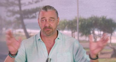 """07. Ray Stevenson, """"Jake Elliot,"""" On why viewers will enjoy the show"""