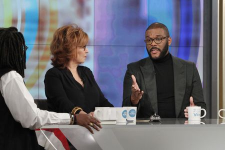 WHOOPI GOLDBERG, JOY BEHAR, TYLER PERRY