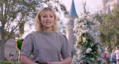 Disney Parks Magical Christmas Day Parade 2018 EPK Soundbites - 16. Olivia Holt, Performer, On being a part of the show