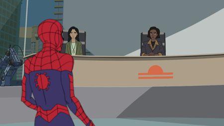 SPIDER-MAN, HEAD ADMINISTRATOR
