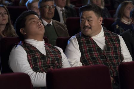 HUDSON YANG, CHRIS GRACE