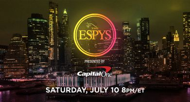 The 2021 ESPYS Presented by Capital One