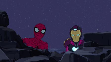 SPIDER-MAN, IRONHEART