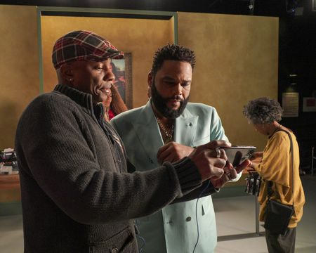 ERIC DEAN SEATON (DIRECTOR), ANTHONY ANDERSON