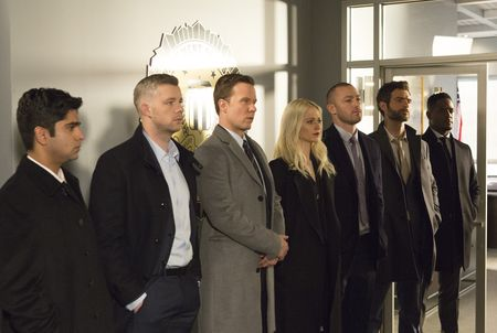 VANDIT BHATT, RUSSELL TOVEY, WILL CHASE, JOHANNA BRADDY, JAKE MCLAUGHLIN, ALAN POWELL, BLAIR UNDERWOOD