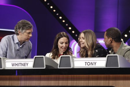 CHRIS PARNELL, WHITNEY CUMMINGS, SARAH CHALKE, TONY ROCK