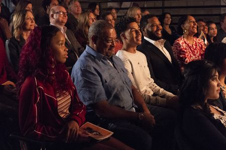 LAURENCE FISHBURNE, MARCUS SCRIBNER, ANTHONY ANDERSON, TRACEE ELLIS ROSS