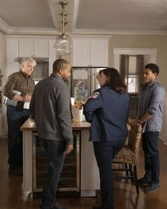 CLANCY BROWN, DONALD FAISON, ALLISON TOLMAN, ROBERT BAILEY JR.