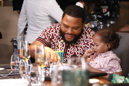 ANTHONY ANDERSON, AUGUST AND BERLIN GROSS