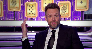 06. Joel McHale, Host, On his advice for contestants