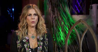 04. Rita Wilson, Celebrity Judge, On what she's looking for in contestants