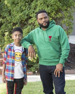 MILES BROWN, ANTHONY ANDERSON