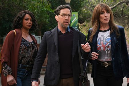 TAMALA JONES, DAN BUCATINSKY, KATEY SAGAL