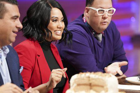 AYESHA CURRY, GRAHAM ELLIOT