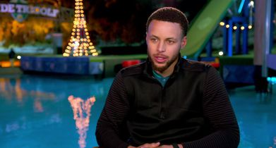 03. Stephen Curry, Club Pro & Executive Producer, On his role as executive producer