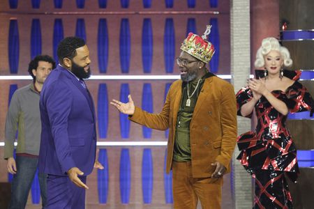 ANTHONY ANDERSON, LIL REY HOWERY