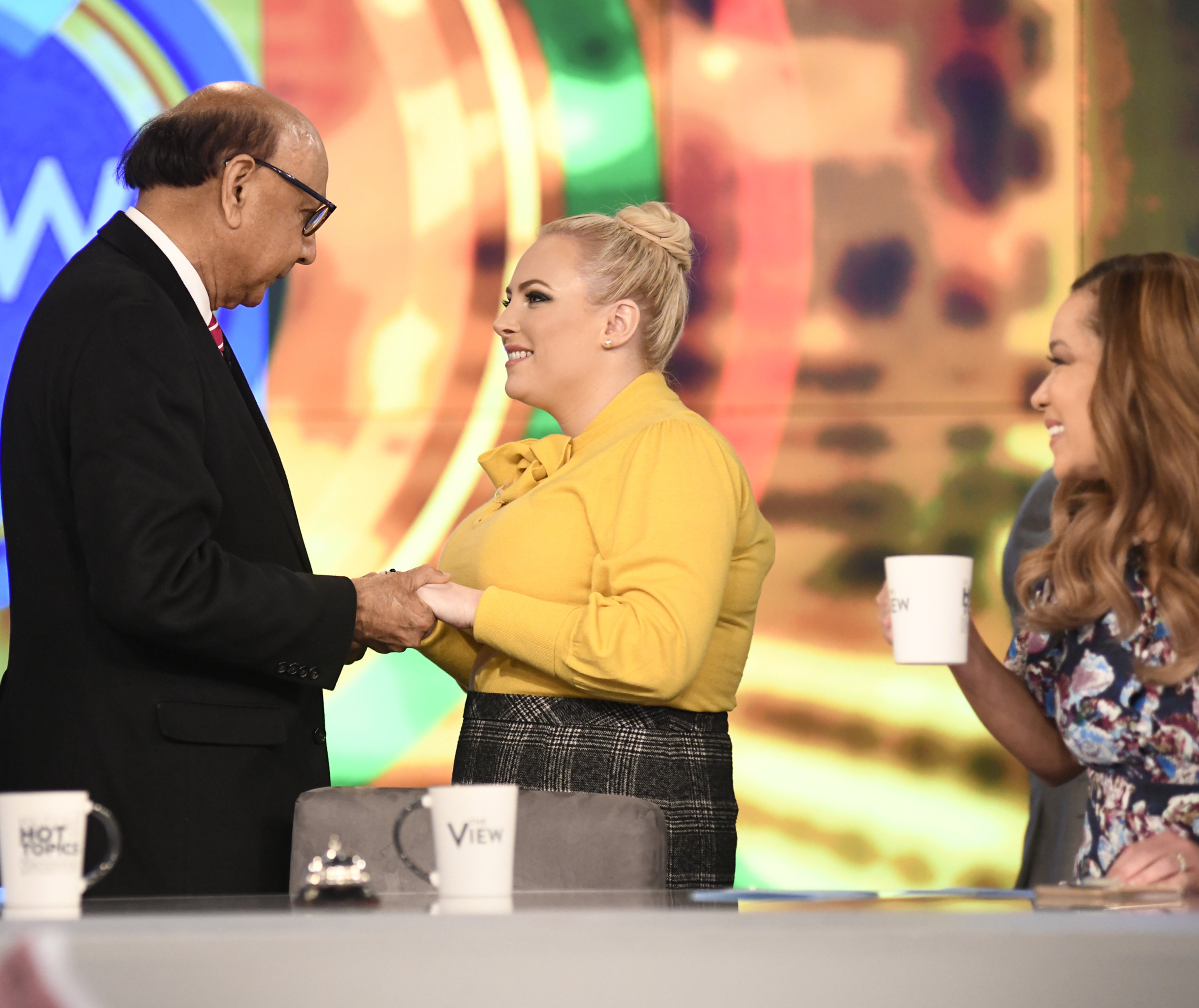 Meghan Mccain On The View Monday: 3/25/19