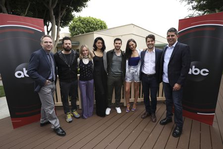 MICHAEL SCHNEIDER, JAMES RODAY, ALLISON MILLER, GRACE PARK, DAVID GIUNTOLI, CHRISTINA OCHOA, RON LIVINGSTON, DJ NASH
