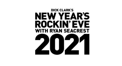 Dick Clark's New Year's Rockin' Eve with Ryan Seacrest 2021
