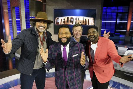 RICK A. FOX, ANTHONY ANDERSON, TOM LENNON, RON FUNCHES