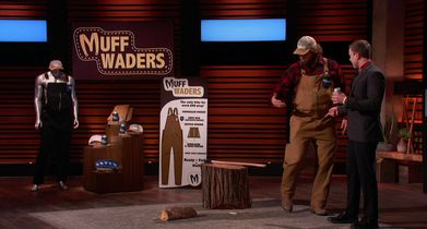 EP #1217 Clips - Muff Waders