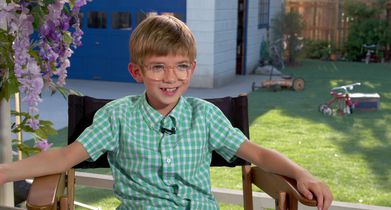 "D101 / F001 - The Kids Are Alright Season Premiere EPK - 43. Santino Barnard, ""Pat Cleary"" On why people will enjoy the show"