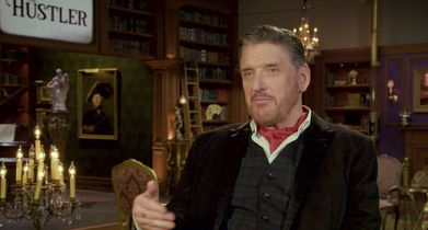 03.	Craig Ferguson, Host, On a strategy for the game