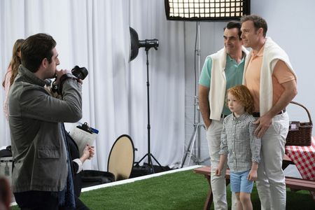 TY BURRELL, GRIFFIN CAMPBELL , NICK PAONESSA