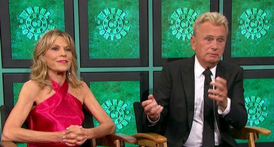 01. Pat Sajak, Host, Vanna White, Host, On the celebrities competing on the show