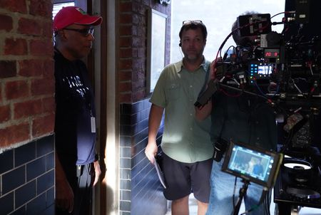 PARIS BARCLAY (DIRECTOR), MICHAEL PRICE (DIRECTOR OF PHOTOGRAPHY)